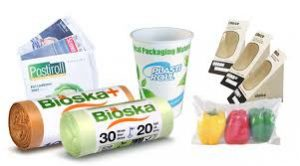 biodegradable packaging products